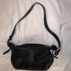 Coach  Small Black Handbag
